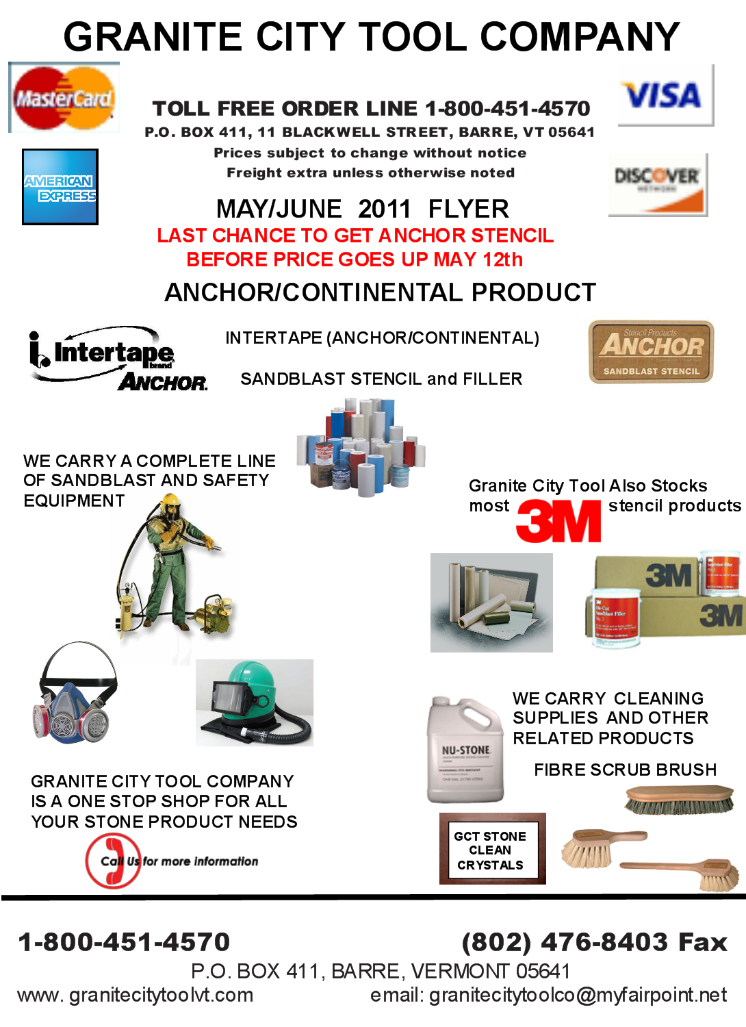 May June Flyer Page 1